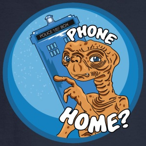 Phone Home? Sweatshirts - Men's Long Sleeve T-Shirt