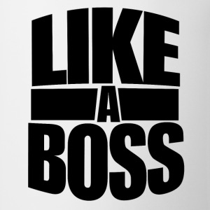 Like a BOSS for bosses day - Coffee/Tea Mug