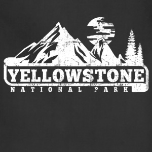 Yellowstone National Park T-Shirts - Adjustable Apron