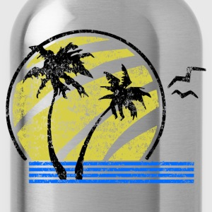Palms (v2) T-Shirts - Water Bottle