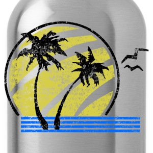 Palms (v2) Kids' Shirts - Water Bottle