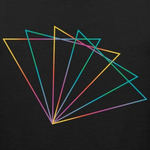 Spectrum Fan T-Shirts - Men's Premium Tank
