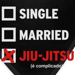 Single Married or Jiu Jitsu Coffee Mug - Bandana