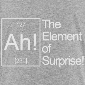 THE AH ELEMENT OF SURPRISE Kids' Shirts - Toddler Premium T-Shirt