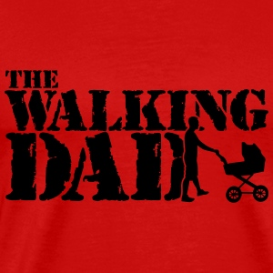 the walking dad Tanks - Men's Premium T-Shirt