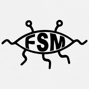 Flying Spaghetti Monster Accessories - Men's Premium T-Shirt