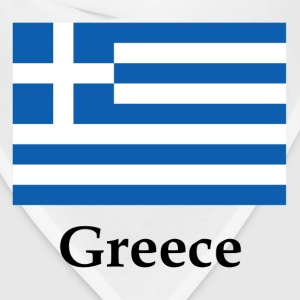 Greece Flag - Bandana