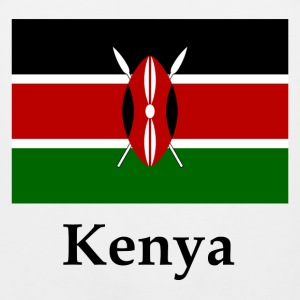 Kenya Flag - Men's Premium Tank