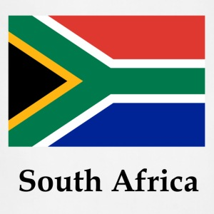 South Africa Flag T-Shirts - Adjustable Apron