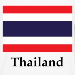 Thailand Flag T-Shirts - Men's Premium Long Sleeve T-Shirt