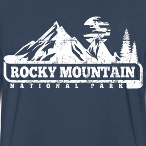 Rocky Mountain T-Shirts - Men's Premium Long Sleeve T-Shirt
