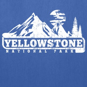 yellowstone national park - Tote Bag