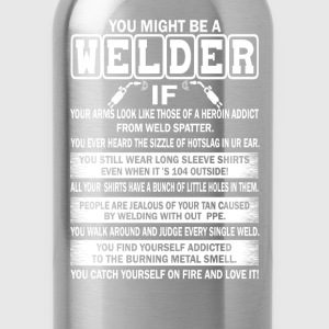Welder - Water Bottle