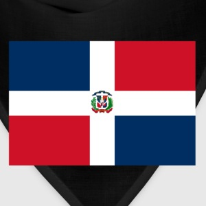 Dominican Republic Flag T-Shirts - Bandana