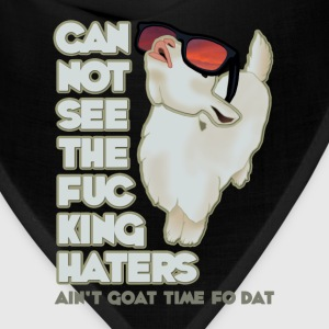Ain't Goat Time For That! T-Shirts - Bandana