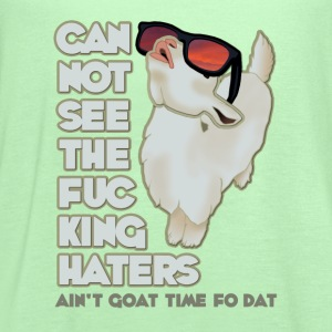 Ain't Goat Time For That! T-Shirts - Women's Flowy Tank Top by Bella