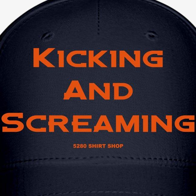 Kicking and Screaming - Hoodie