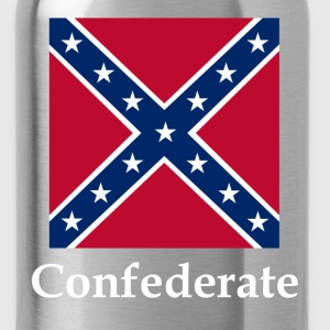 Confederate Battle Flag Of Virginia T-Shirts - Water Bottle