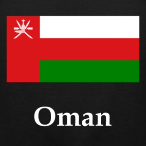 Oman Flag T-Shirts - Men's Premium Tank