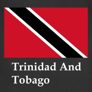 Trinidad And Tobago Flag T-Shirts - Adjustable Apron