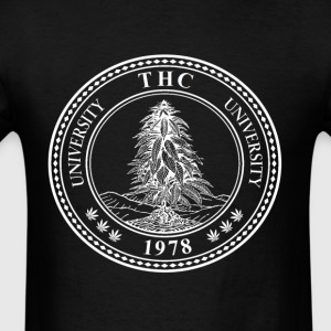 THC UNIVERSITY Hoodies - Men's T-Shirt