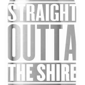Straight Outta The Shire - Water Bottle
