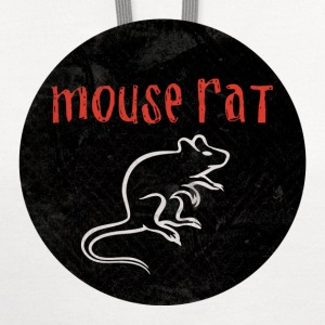 Mouse Rat T-Shirts - Contrast Hoodie