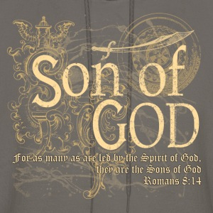 Sons of God Christian T-Shirts - Men's Hoodie