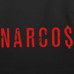 Narcos Logo Dollars Hoodies - Eco-Friendly Cotton Tote