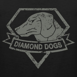 Diamond T-Shirts - Men's Premium Tank