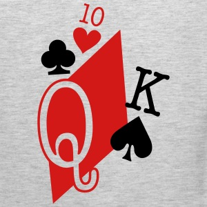 playing cards T-Shirts - Men's Premium Tank