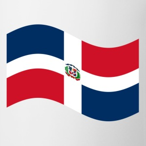 Dominican Republic Flag T-Shirts - Coffee/Tea Mug