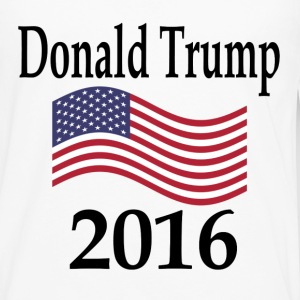 Donald Trump T-Shirts - Men's Premium Long Sleeve T-Shirt