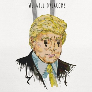 We Will Overcomb - Contrast Hoodie