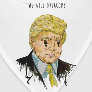 We Will Overcomb - Bandana