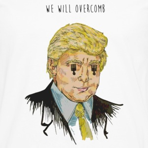 We Will Overcomb - Men's Premium Long Sleeve T-Shirt