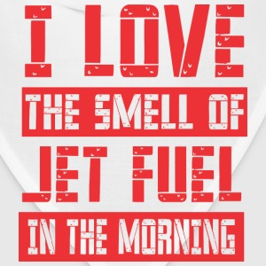 I Love The Smell Of Jet Fuel In The Morning - Bandana