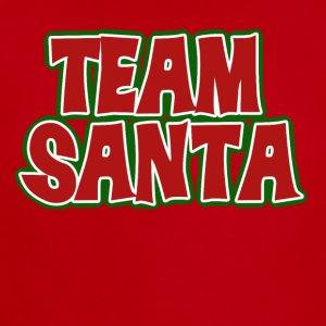 Team Santa Claus for Christmas - Short Sleeve Baby Bodysuit