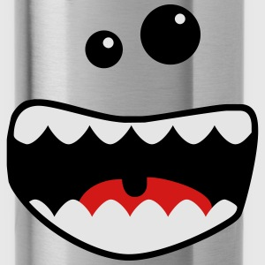 monster mouth Hoodies - Water Bottle
