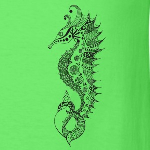 South Seas Sea Horse Baby & Toddler Shirts - Men's T-Shirt