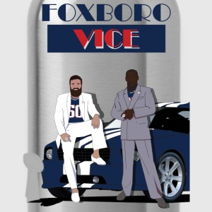 Foxboro Vice T-Shirts - Water Bottle