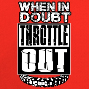 MX Doubt Throttle Out T-Shirts - Kids' Premium Hoodie