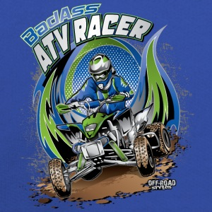 ATV Racer Motocross Long Sleeve Shirts - Kids' Premium Hoodie