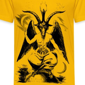 Horned God of the Witches (1861) - Toddler Premium T-Shirt