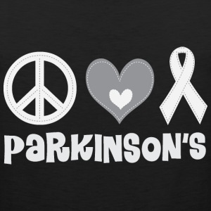 Parkinsons Disease Ribbon T-Shirts - Men's Premium Tank
