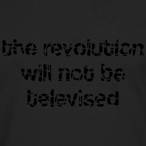 revolution televised Women's T-Shirts - Men's Premium Long Sleeve T-Shirt
