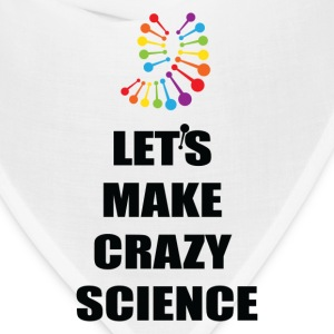 Let's Make Crazy Science Cosima Orphan Black Women's T-Shirts - Bandana