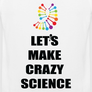 Let's Make Crazy Science Cosima Orphan Black Women's T-Shirts - Men's Premium Tank