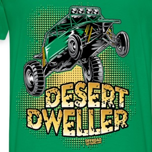 Dune Buggy Desert Dweller Hoodies - Men's Premium T-Shirt