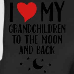 I Love My Grandchildren To The Moon And Back Women's T-Shirts - Leggings